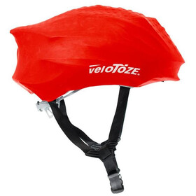 veloToze Helmet Cover red